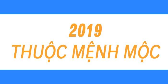 sinh nam 2019 menh gi