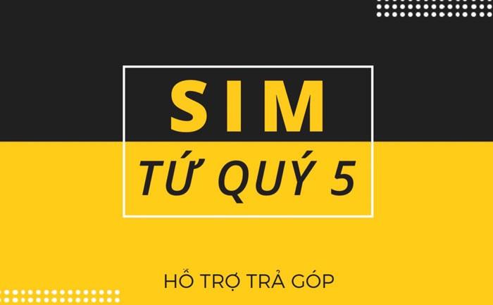 Cơ hội mua sim 5555 giá trị cực cao – giá cực mềm